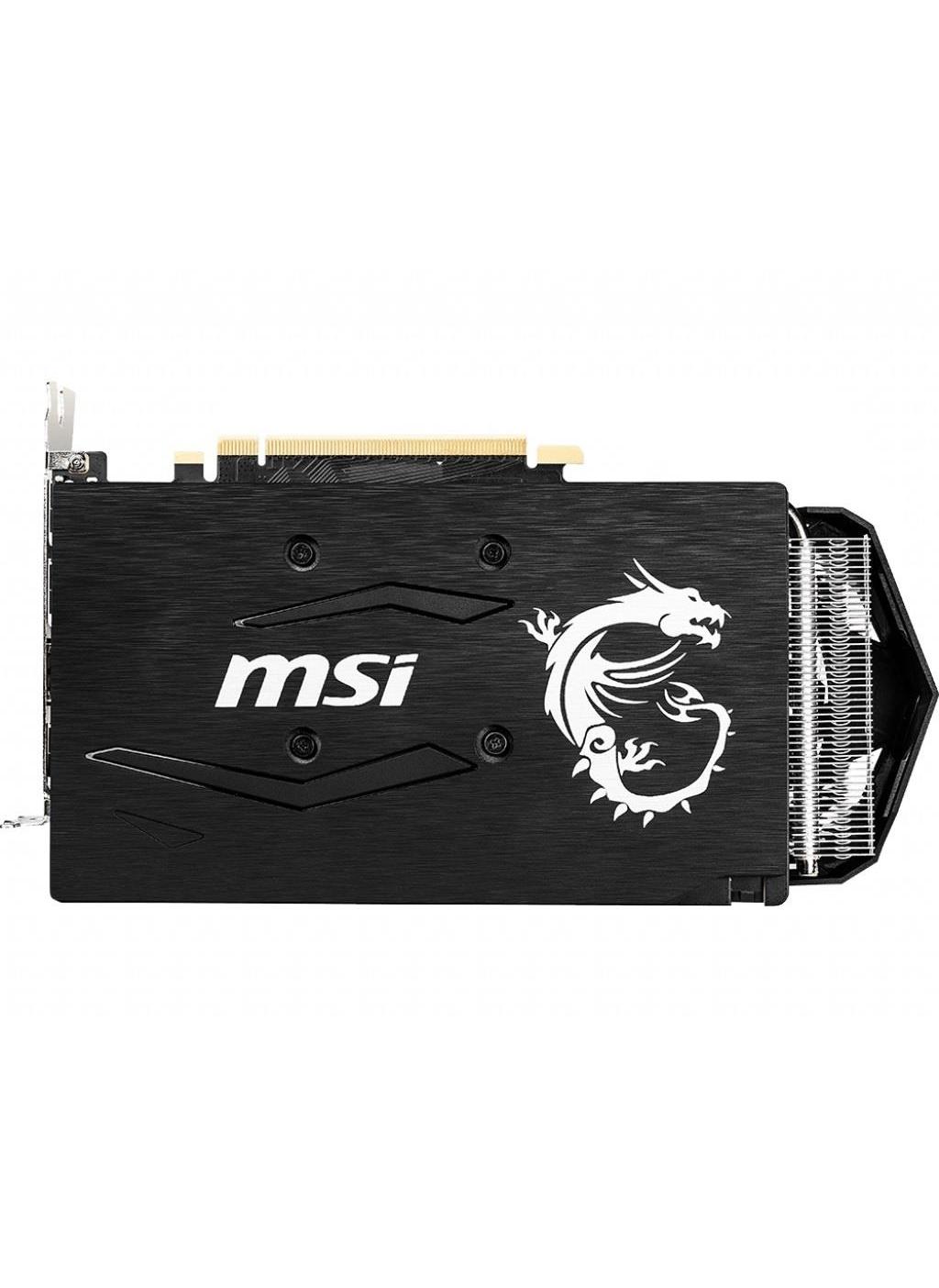 Standart MSI Vga Geforce Gtx1660 Tı Armor 6G Gddr6 192B Dx12 Pcıe 3.0 X16 (1Xhdmı 3Xdp)Ekran Kartı